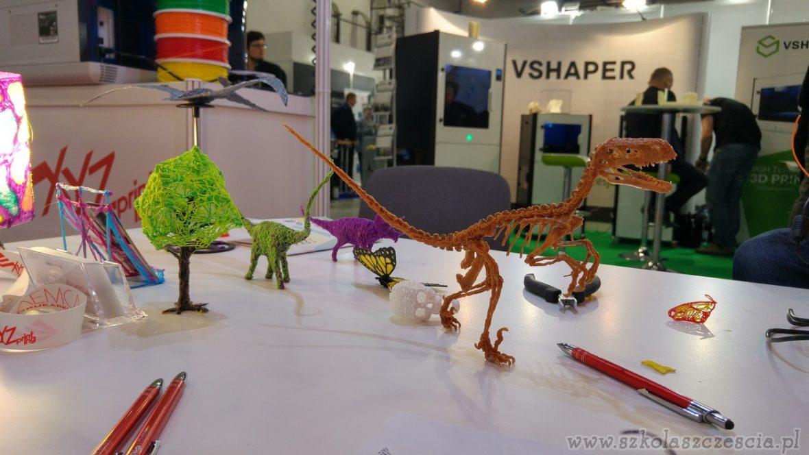 Dinozaury 3d
